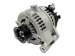 Alternator; 160 Amp (12-18 3.6L Jeep Wrangler JK)