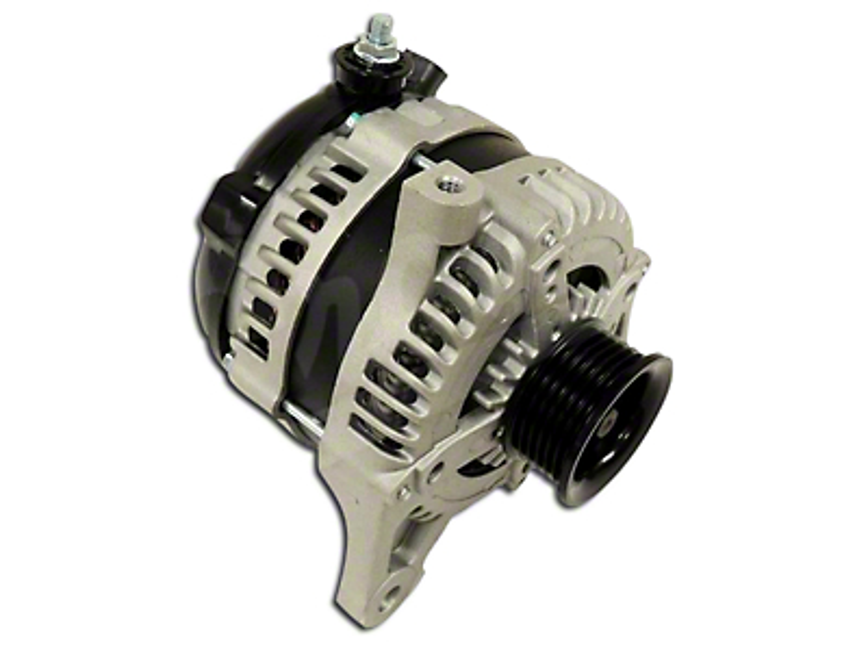 Omix-ADA Alternator - 160 AMP (07-11 3.8L Jeep Wrangler JK)