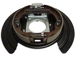Backing Plate Assembly (07-18 Jeep Wrangler JK)