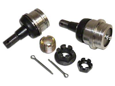 Omix-ADA Ball Joint Kit (87-06 Jeep Wrangler YJ & TJ)