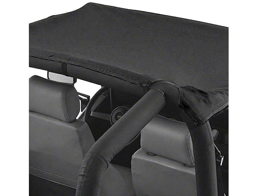 Crown Automotive Beach Topper - Black (97-06 Wrangler TJ)