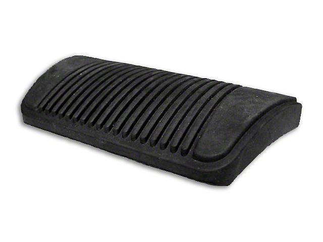 Brake Pedal Pad (99-18 Jeep Wrangler TJ & JK w/ Automatic Transmission)
