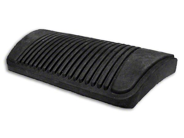 Crown Automotive Brake Pedal Pad (99-18 Wrangler TJ & JK w/ Automatic Transmission)