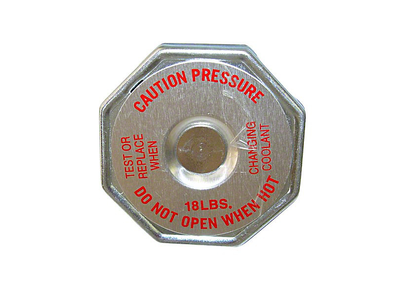 Coolant Bottle Cap (12-18 3.6L Jeep Wrangler JK)