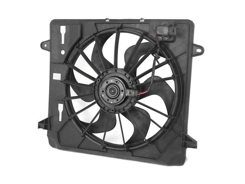 Cooling Fan Module (07-11 3.8L Jeep Wrangler JK)