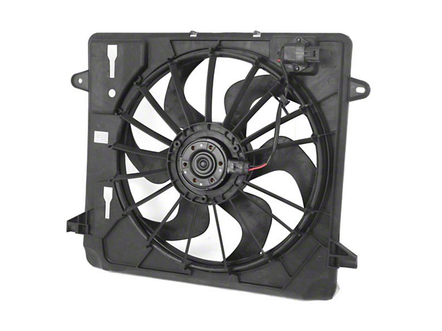 Cooling Fan Module (07-11 3.8L Jeep Wrangler JK)