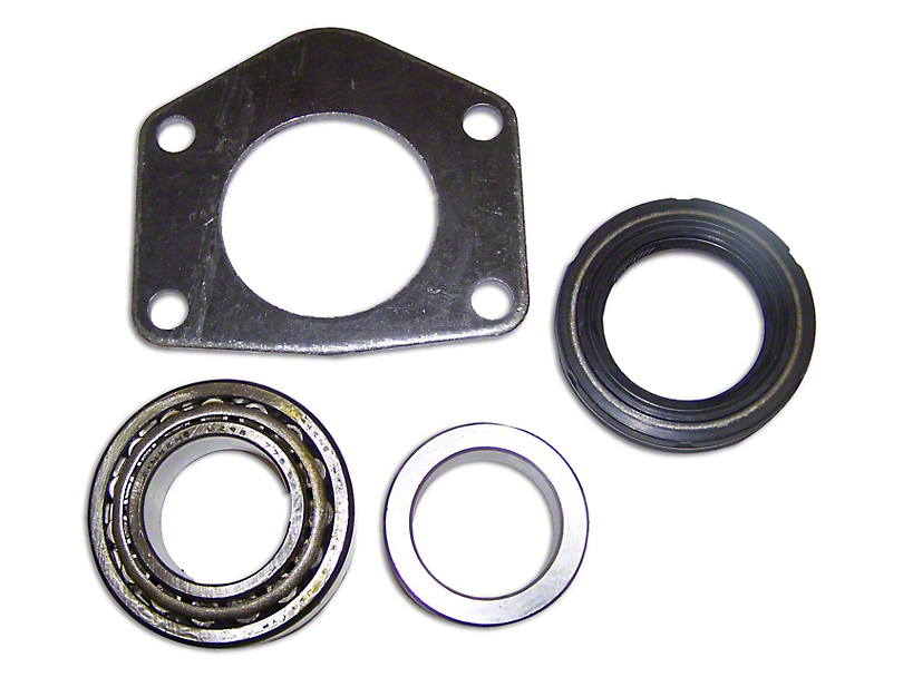 Dana 35 Rear Axle Bearing & Retainer Kit (87-89 Jeep Wrangler YJ)