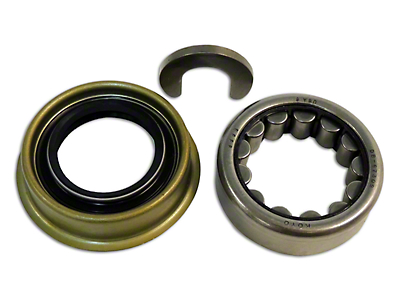Dana 35 Rear Axle Bearing & Seal Kit (90-04 Jeep Wrangler YJ & TJ)