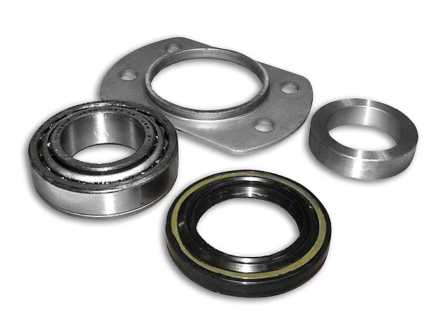 Dana 44 Rear Axle Shaft Bearing Kit (03-06 Jeep Wrangler TJ w/ Disc Brakes)