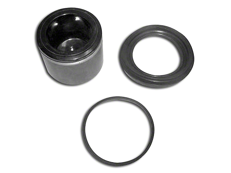 Brake Caliper Piston Repair Kit; Front (07-18 Jeep Wrangler JK)