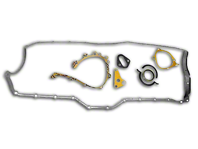Crown Automotive Lower Engine Gasket Set (92-99 4.0L Wrangler YJ & TJ)