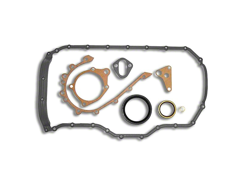 Lower Engine Gasket Set (92-02 2.5L Jeep Wrangler YJ & TJ)