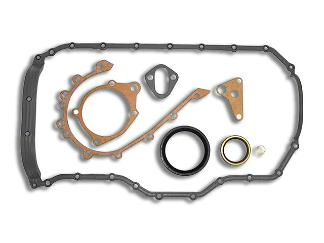 Lower Engine Gasket Kit (93-02 2.5L Jeep Wrangler YJ & TJ)