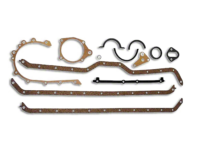 Lower Engine Gasket Kit (87-91 4.0L or 4.2L Jeep Wrangler YJ)
