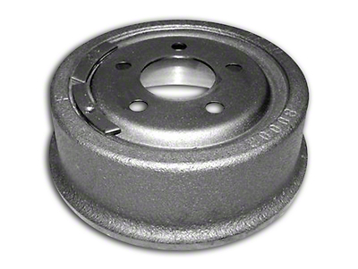 Crown Automotive Rear Brake Drum - 9 x 2-1/2 in. (90-06 Wrangler YJ & TJ)