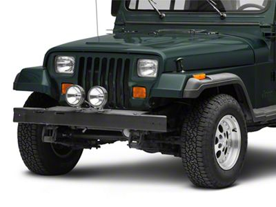 Omix-ADA Side Marker Light - Amber (87-95 Jeep Wrangler YJ)