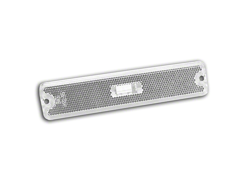 Crown Automotive Side Marker Light - Clear (87-95 Wrangler YJ)