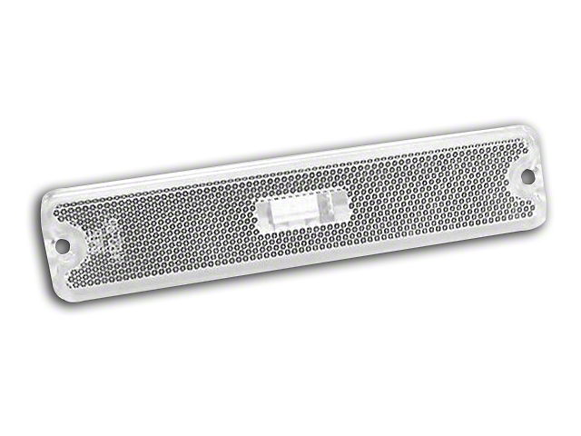 Crown Automotive Side Marker Light - Clear (87-95 Jeep Wrangler YJ)