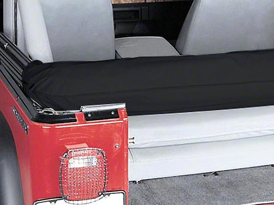 RT Off-Road Soft Top Storage Sleeve - Black Denim (97-06 Jeep Wrangler TJ)