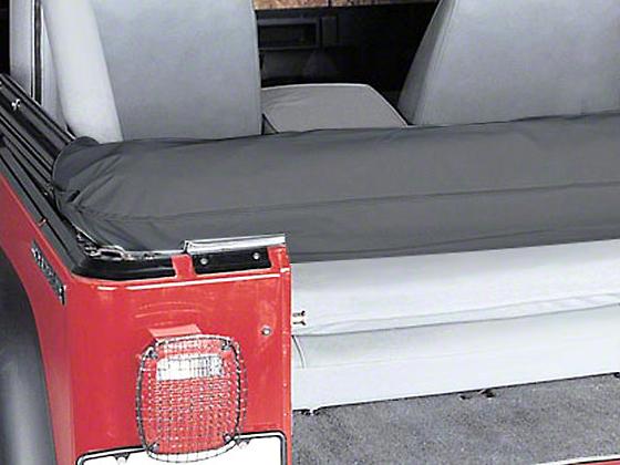 RT Off-Road Soft Top Storage Sleeve - Black Diamond (07-18 Jeep Wrangler JK 4 Door)