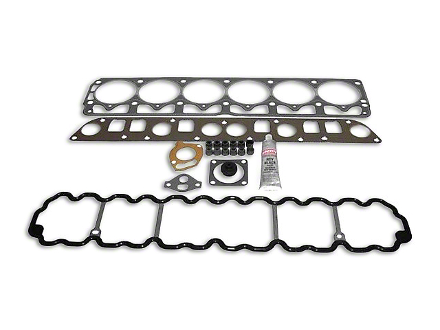 Upper Engine Gasket Kit (91-00 4.0L Jeep Wrangler YJ & TJ)