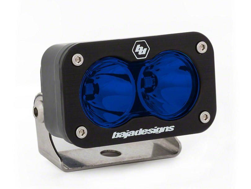 Baja Designs S2 Sport Blue LED Light - Spot Beam