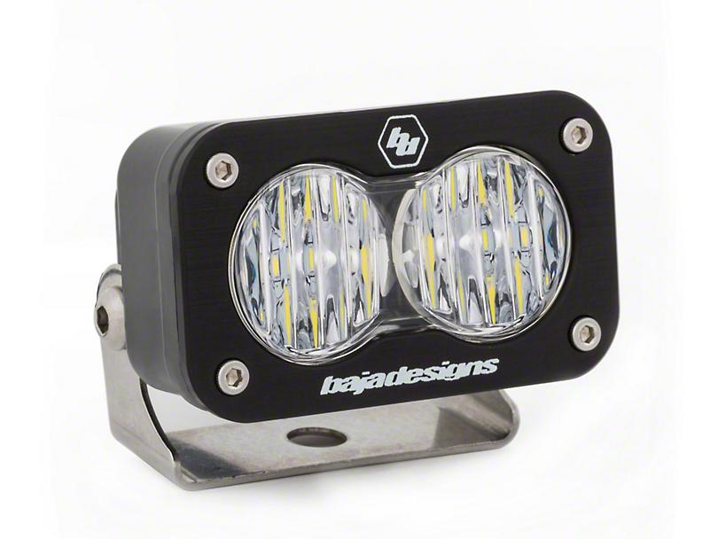 Baja Designs S2 Sport LED Light - Wide Cornering Beam