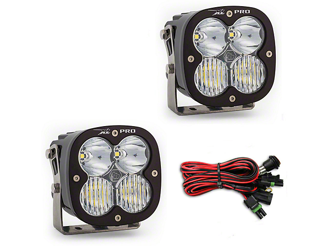 Baja Designs XL Pro LED Light - Driving/Combo Beam - Pair