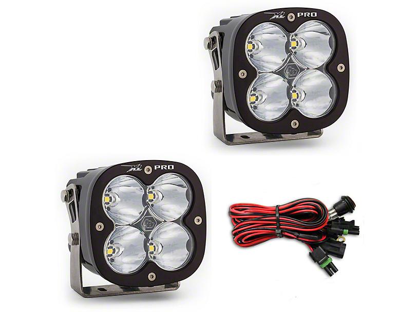 Baja Designs XL Pro LED Light - High Speed Spot Beam - Pair