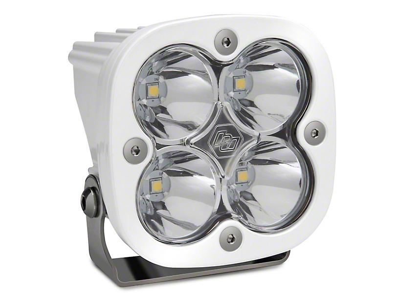 Baja Designs Squadron Sport White LED Light - Spot Beam