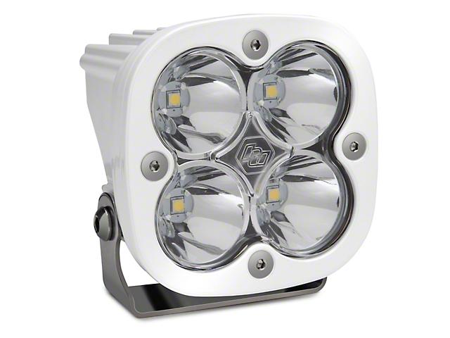 Baja Designs Squadron Sport White LED Light - Flood/Work Beam
