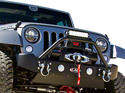 Dv8 Off Road Wrangler Rs 6 Full Length Rear Bumper Rbsttb