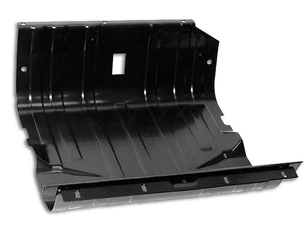 15 Gallon Fuel Tank Skid Plate (87-90 Jeep Wrangler YJ)