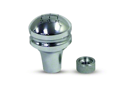 RT Off-Road 5-Speed Billet Aluminum Shift Knob - 3/8-16 Threads (87-98 Jeep Wrangler YJ & TJ)