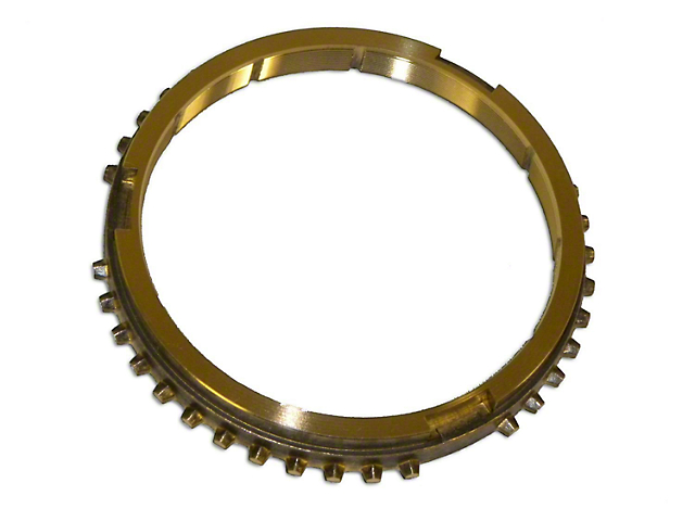 AX15 Transmission 3rd & 4th Gear Synchronizer Blocking Ring (88-99 Jeep Wrangler YJ & TJ)