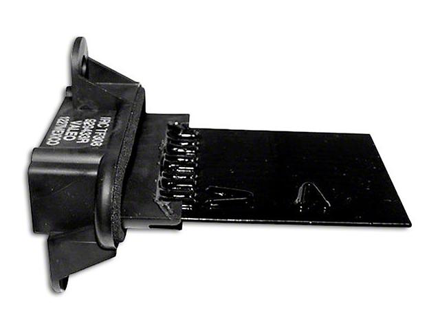 Blower Motor Resistor (02-06 Jeep Wrangler TJ)