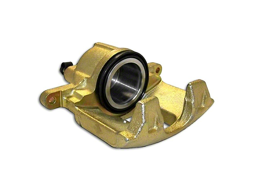 Brake Caliper; Front Passenger Side (07-18 Jeep Wrangler JK)