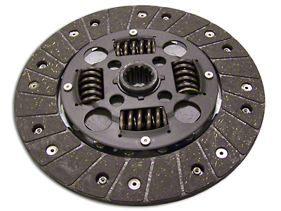 Clutch Disc - 14 Spline (97-02 2.5L Jeep Wrangler TJ)