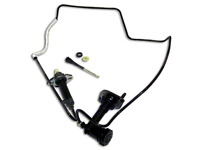 Crown Automotive Clutch Hydraulic Assembly (00-02 2.5L or 4.0L Wrangler TJ)