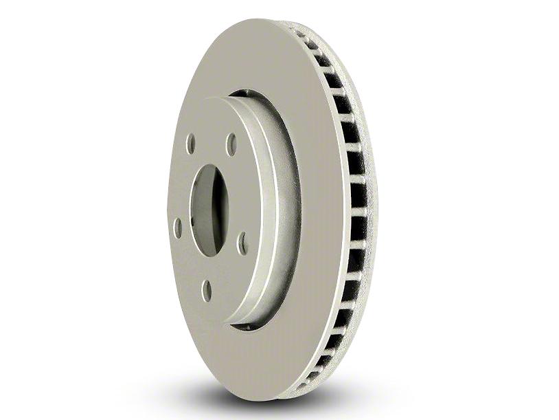 Crown Automotive Coated Brake Rotor - Front (07-18 Wrangler JK)