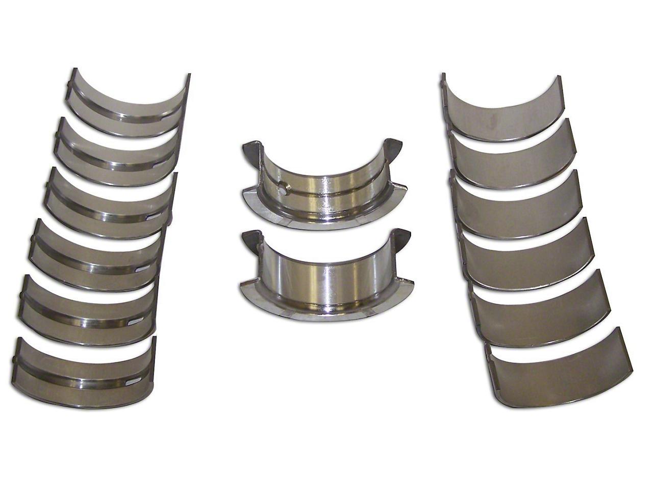 Crown Automotive Complete Crankshaft Main Bearing Set (91-06 4.0L Wrangler YJ & TJ)