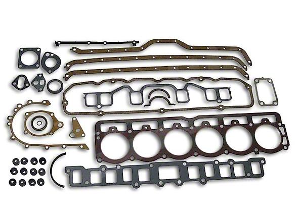 Vintage Complete Engine Gasket Set (87-90 4.2L Wrangler YJ)