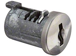 Console Lock Cylinder (94-09 Jeep Wrangler YJ, TJ & JK)