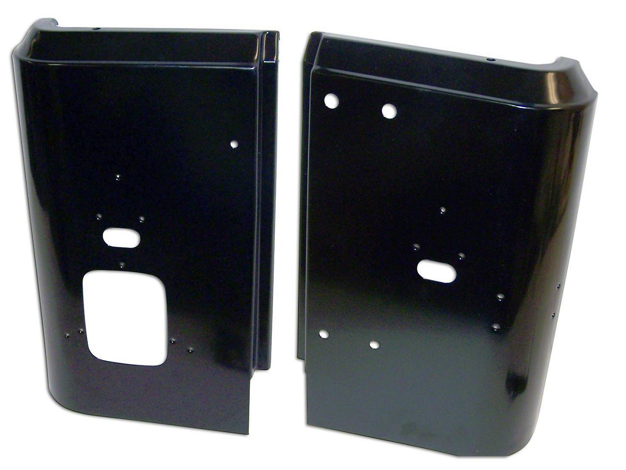 Crown Automotive Corner Panels (87-95 Jeep Wrangler YJ)