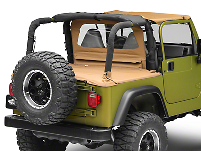 RT Off-Road Cover All Kit - Spice (97-06 Jeep Wrangler TJ, Excluding Unlimited)