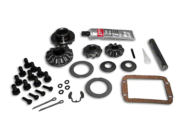 Dana 30 Front Axle Differential Gear Kit (90-06 Jeep Wrangler YJ & TJ)