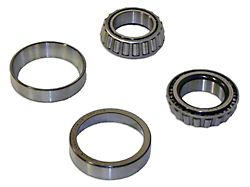 Dana 35 Rear Axle Differential Carrier Bearing Kit (97-18 Jeep Wrangler TJ & JK)
