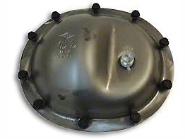 Crown Automotive Dana 35 Rear Axle Differential Cover Kit (87-06 Jeep Wrangler YJ & TJ)