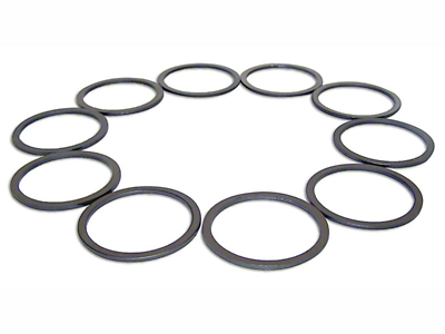 Omix-ADA Dana 44 Differential Carrier Shim Kit (07-18 Jeep Wrangler JK w/ Tru-Lok Differential)