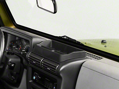 RT Off-Road Dash Tray (97-06 Wrangler TJ)